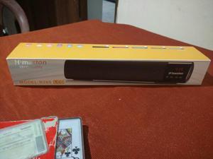 Caixa de som wireless original H'MASTON B28S LCD