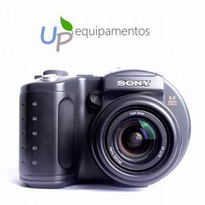 Câmera Digital Sony MVC-500 CD Mavica 5MP 3x Optical Zoom