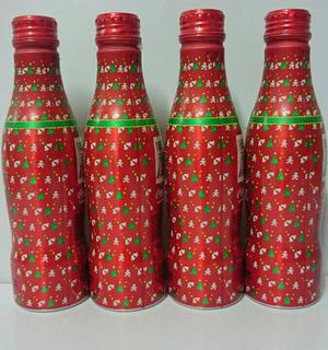 Garrafas de Coca Cola comemorativas