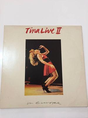 Lp Tina Live Ii