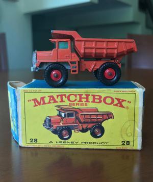 Matchbox Nº 28