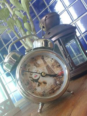 Relógio despertador Marilyn Monroe