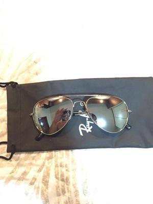 Óculos Escuros Aviador Espelhado Ray-Ban