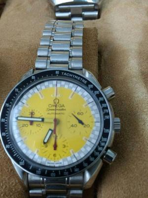 . relógio marca Omega modelo spedmaster cronografo
