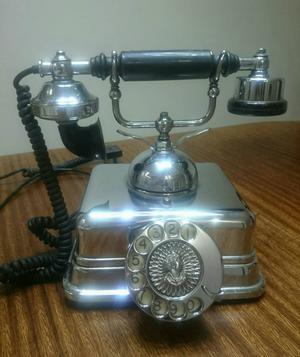telefone decorativo anos 70