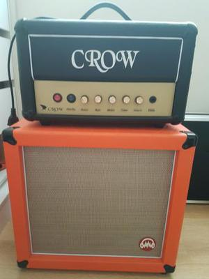 Amplificador Valvulado Crow