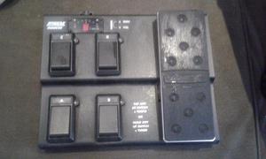 Amplificador line 6 com pedaleira