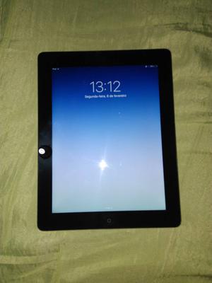 Apple iPad 4 Wi-Fi 16gb Preto
