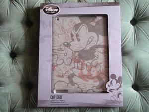 Capa Ipad 2, 3 E 4 Do Mickey Diretamente Da Disney