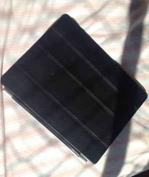 Capa de couro preta Apple