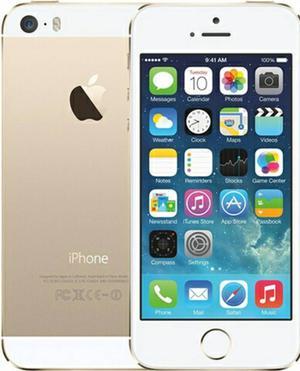 Iphone 5S Dourado 64GB