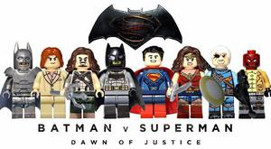 Kit Lego Batman vs Superman - Produto Novo