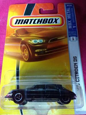 Matchbox Citroen DS 68'
