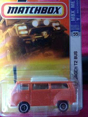 Matchbox VW T2 Bus - Kombi