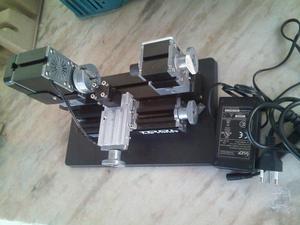 Mini torno mecanico