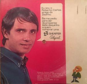 Roberto Carlos - O Calhambeque - LP Vinil - Sheaffer