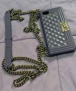 case Chanel para iphone 5. 5s ou 5se