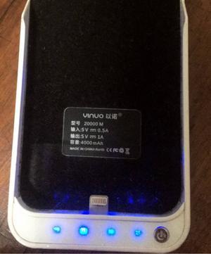 case bateria iphone 5/ 5s