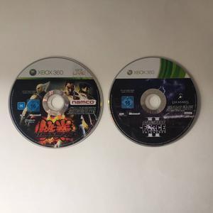 2 jogos para XBOX 360
