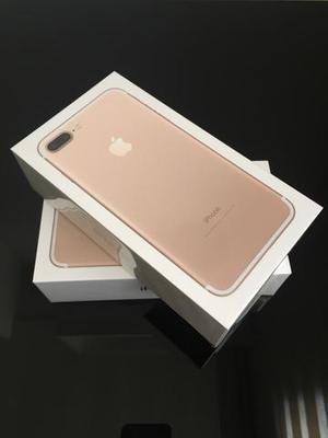 IPhone 7 Plus 32GB / GOLD / NOVO LACRADO