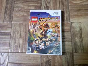 Lego Indiana Jones 2 Original Americano Para Wii