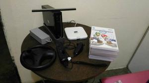 Nintendo Wii Completo + jogos + vários acessórios