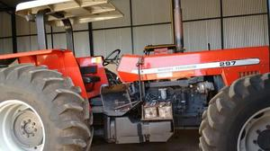 Trator Massey Ferguson 297 Advanced