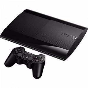 Console PlayStation 3 Slim 500GB + Controle Dual Shock 3
