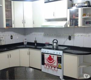 Jogo de Cozinha completo em mármore polido