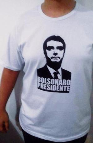 Bolsonaro Camiseta - O melhor custo beneficio