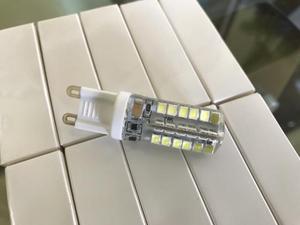Lâmpada de led para lustre G9 7w branco frio