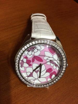 Relógio Guess Feminino Flor de Lótus