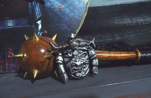 Samurai Pingente