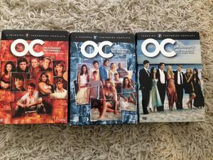 Série The OC 1a, 2a e 3a Temporadas