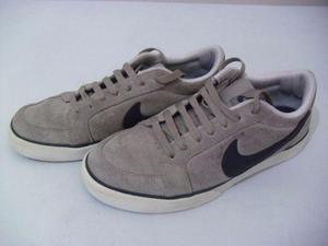Tênis Nike Sapatênis Marrom Claro tamanho 39 US 7.5