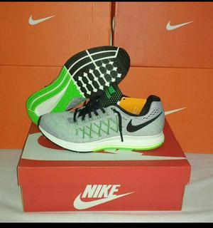 Tênis Nike Zoom Pegasus 32 + 1 Par De Meias De Brinde