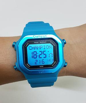 151cca6982c Relógio champion yot original