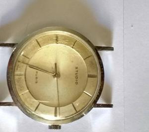 relógio marca Studio manual década de 70