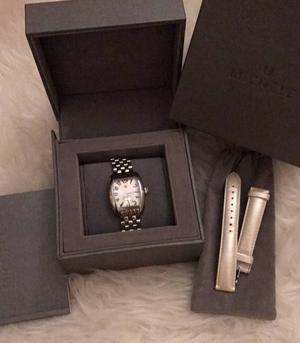 relógio michele 100%original com pulseira extra