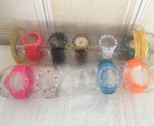 relógio troca pulseira champion