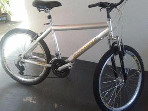 Bicicleta Aro 26 Alumínio com peças Shimano, Aceito