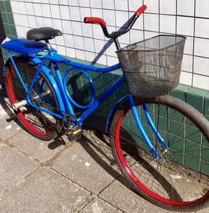 Bicicleta Barra Forte Circular com freio de pé