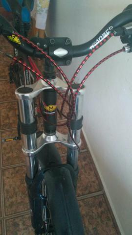 Bicicleta Mônaco alumínio aro 26 top