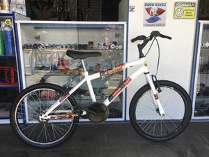 Bicicleta infantil Semi Nova Homem Aranha