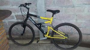 Bike Brish Full Suspension