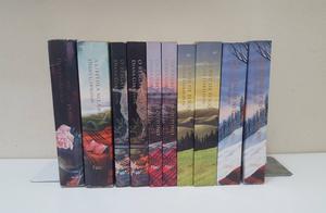 Coleção outlander: A viajante do tempo