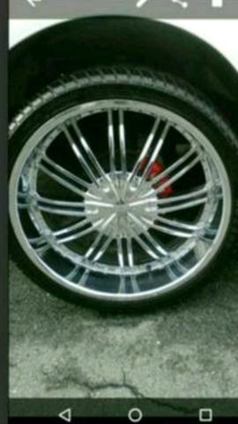 Vendo roda 26