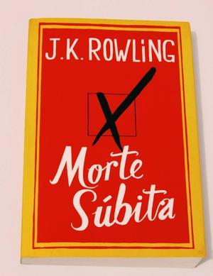morte súbita da JK Rowling