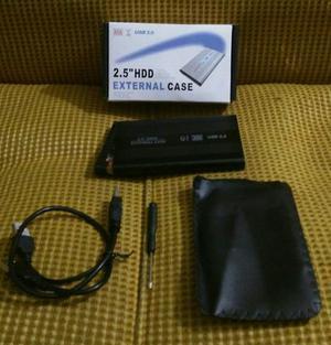 Case para HD Externo (Notebook)