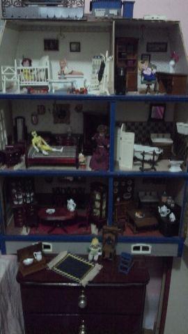 Coleção Fantástica Casa de Bonecas 1/12 R